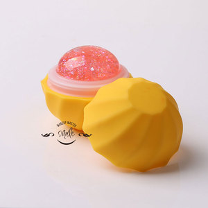 Wholesale private label oem kids lip balm ball