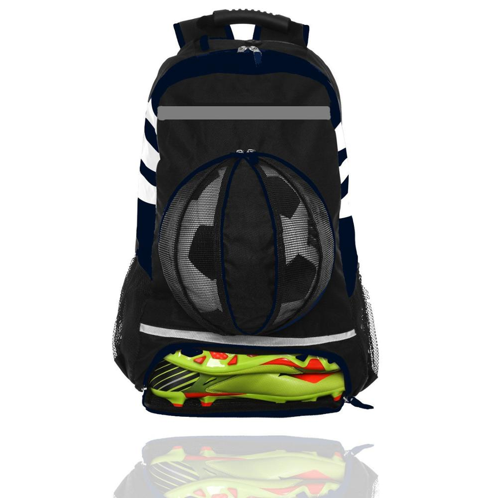 Youth Kids And Ager Profession Balls Sport Bag Boys Football Team Backpack Soccer Product On