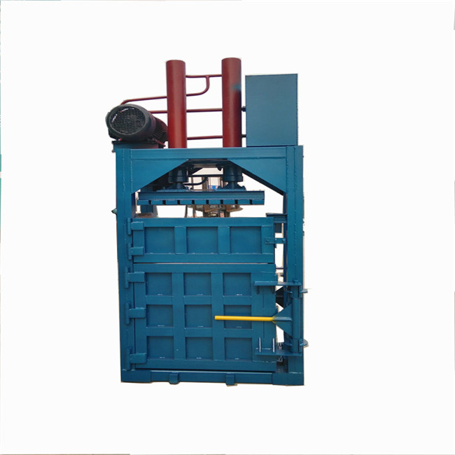 hydraulic used clothes bale press machine/used clothing baling machine/baler machine price