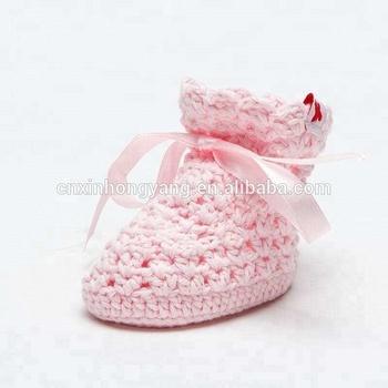 source factory wholesale crochet baby barefoot sandals children