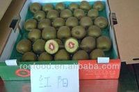 fresh red kiwi fruit for sell in bulk