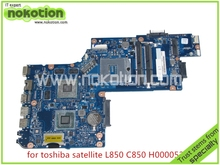 H000052560 Laptop Motherboard for toshiba Satellite L850 C850 Intel DDR3 HD4000+216-0810028 ATI Graphics Mainboard