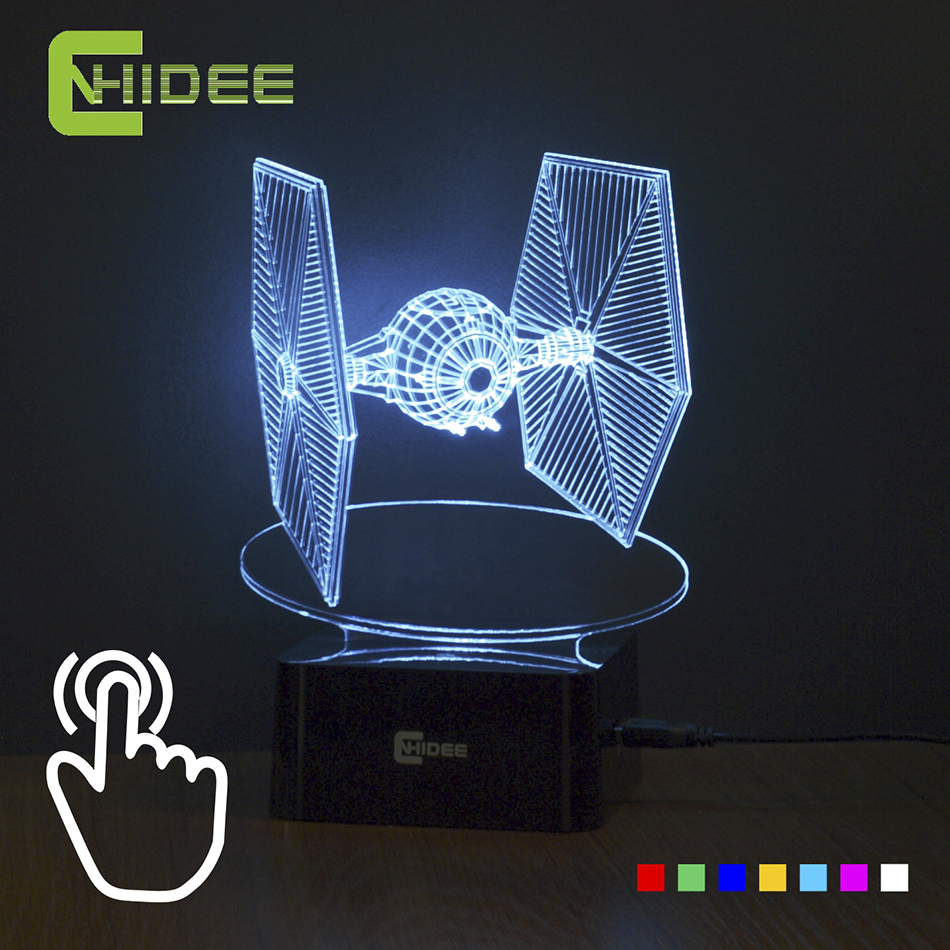 Online Buy Wholesale 3d Deco Night Light From China 3d