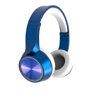 DJ silent party led bluetooth wireless headphones headsets,stereo foldable bluetooth head phone head sets with LED lights V4.2