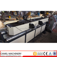 PP/PE/PVC double wall corrugated pipe making machine