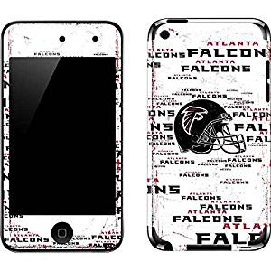 NFL Atlanta Falcons iPod Touch (4th Gen) Skin - Atlanta Falcons - Blast Vinyl Decal Skin For Your iPod Touch (4th Gen)