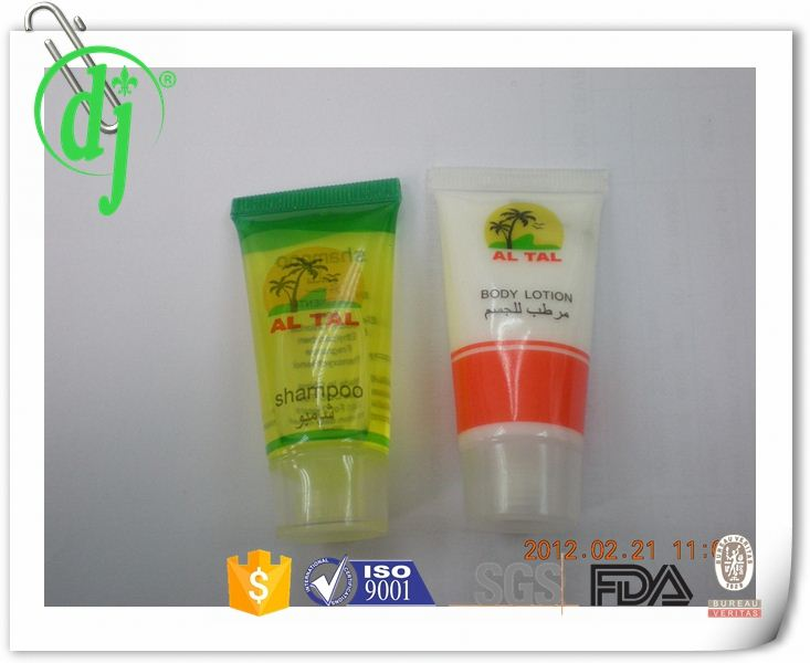 cheap hotel sachet packaging shampoo /boxed for dubai lotion toiletry