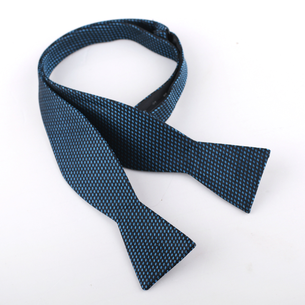 New Most Cheap Polyester Satin Ribbon Bow Tie