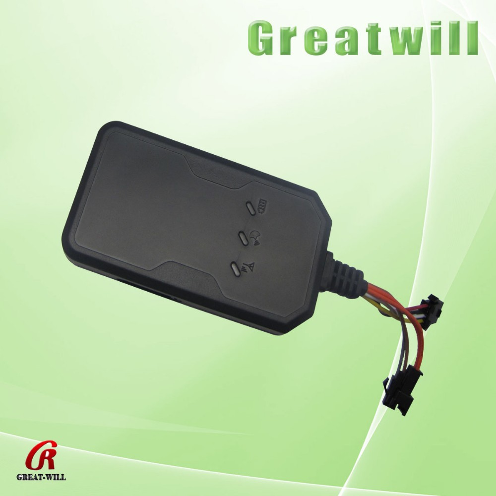 Real Manufacturer Vehicle GPS Tracker TR06N GPS Car Tracker with Memory Card Slot ,Low Power Alert ,with web based software