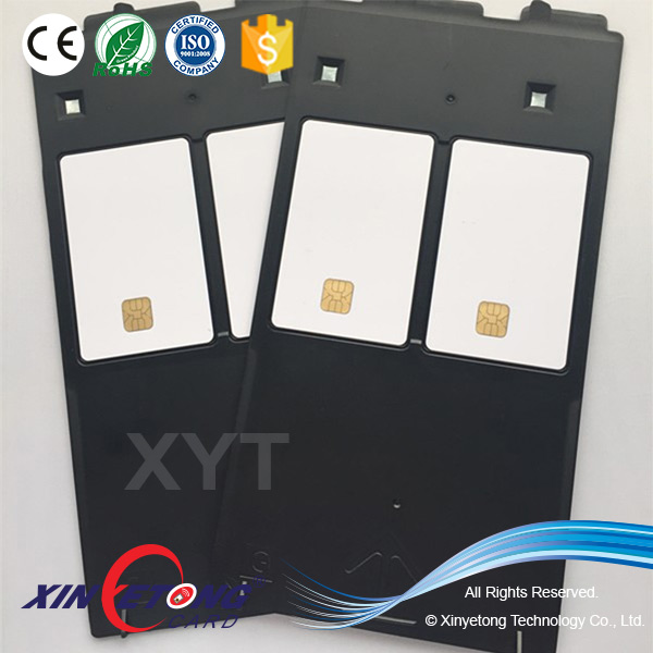 Hotel Door Card Contact Card Sli5528 Inkjet blank Card For Epson Printer
