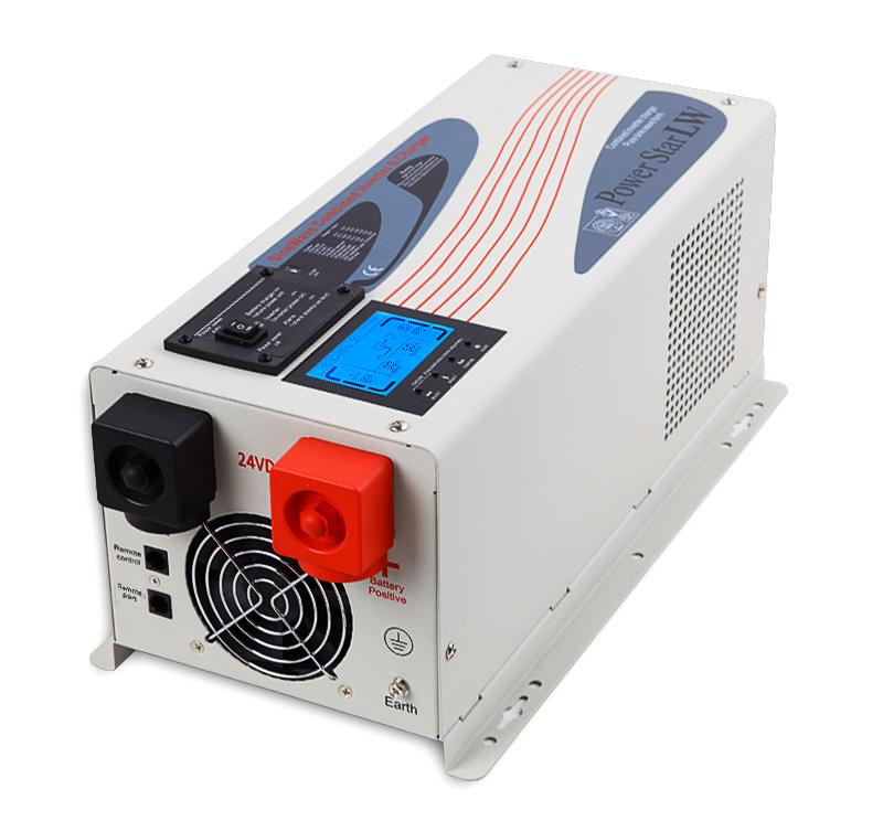 Inverter Daya Bintang Dc Ac Otomatis, Inverter Gelombang Sinus Murni