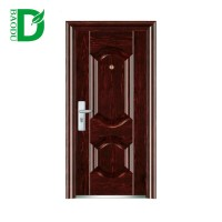 High quality bullet proof steel Israel exterior security door