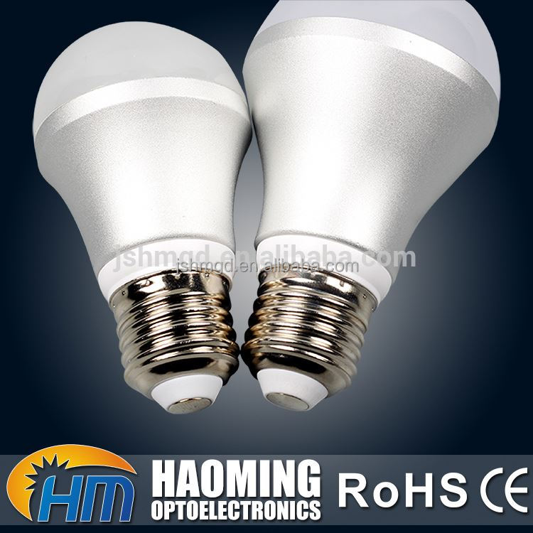 Good vibration resistance aluminum globular housing school led bulb light