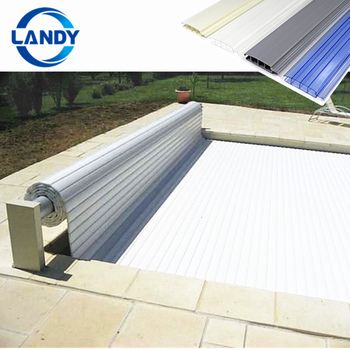 Hard Top Automatic Swimming Pool Covers For Inground Pools And Above ...