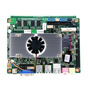 Z-3 5 inch motherboard support Intel Atom N450/N470/N570 CPU onboard 2GB  DDR3 5*RS232/1*488/485