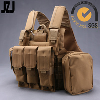 600/1000D Nylon Molle system Camouflage Army Tactical Vest Bulletproof Vest Tactical Military Vest