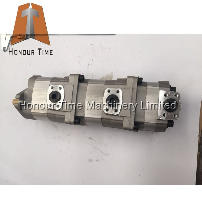New stock Hydraulic Pump parts in China 705-55-14000 PC30 Hydraulic Gear pump