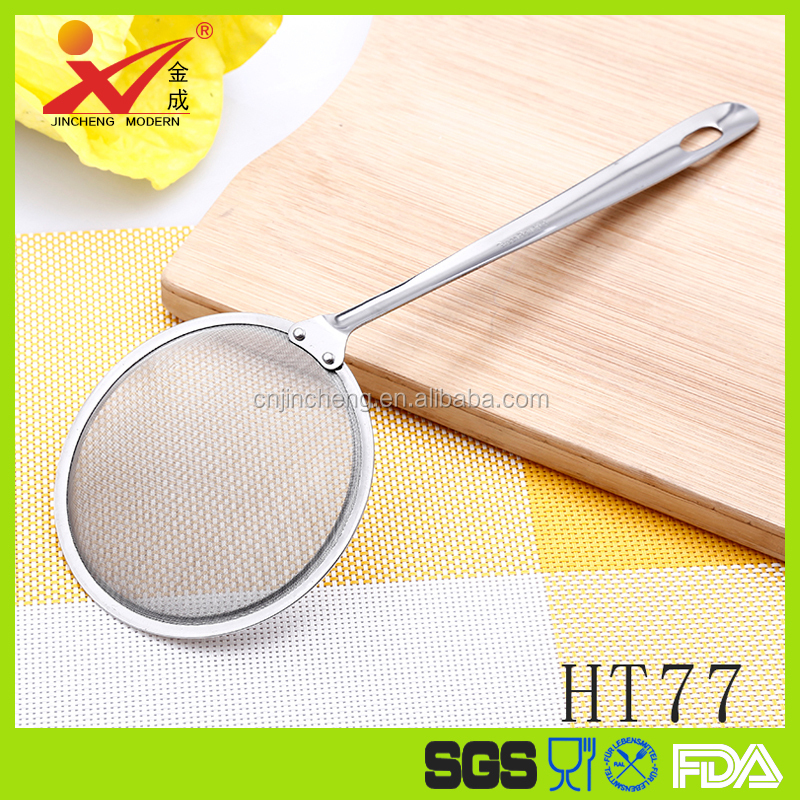 Top quality stainless steel mesh strainer