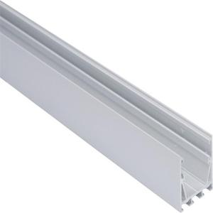 Recessed linear light Al LED profile With Flange