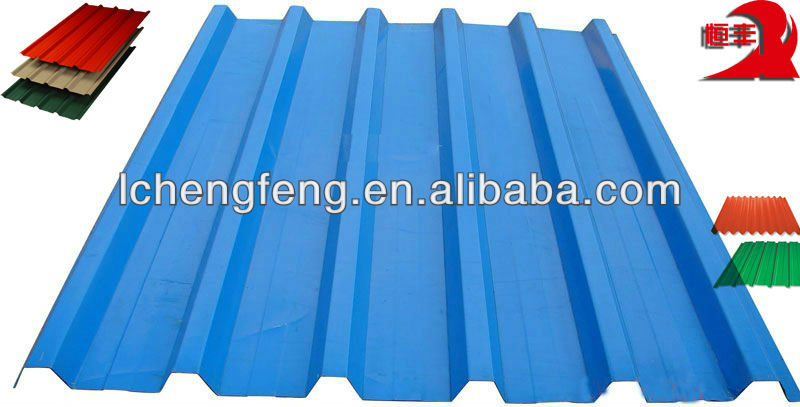 Prime quality Manufacturer price Corrugated roofing sheet zinc coating