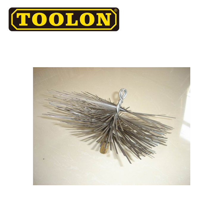 Long Lasting Reasonable Price Nylon Wire Chimney Brushes