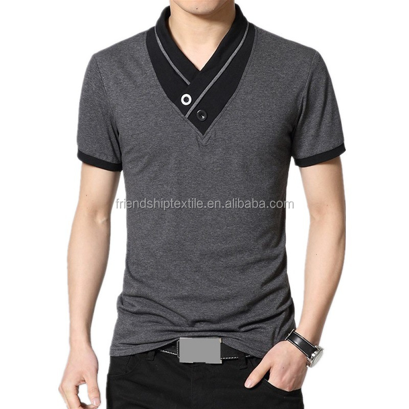 New Design Wholesale Fashionable Polo Shirt for Youth