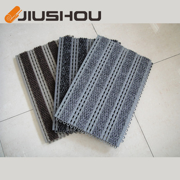 Flexible Pvc Anti Slip Interlocking Garage Floor Tiles Lowes Price