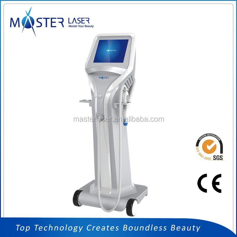 China factory promotion skin lifting wrinkle removal needle free mesotherapy fractional rf portable beauty equipment