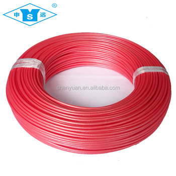 Teflon Coated Copper Wire | Ul1723 10 32 Wag Fep Teflon Coated Copper Wire Buy Copper Wire