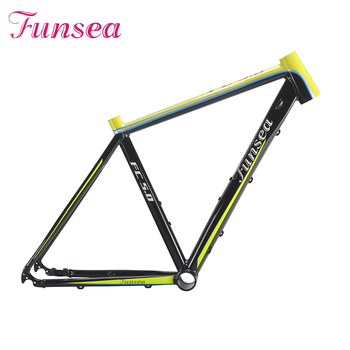 High quality OEM factory super Alloy 6061# 26 inch oem road bike mountain bicycle carbon bike frame mtb e bike mtb frame