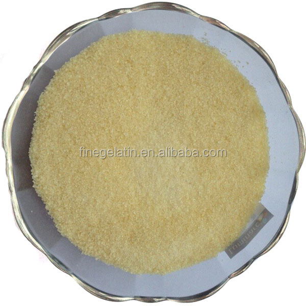Natural Halal Gelatin Factory/Edible Gelatin Plant/Gelatin Powder In Beverage Milk