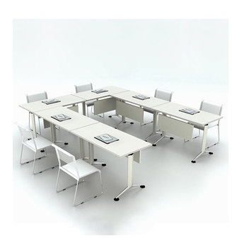 Hot Selling Cheap Price Training Table Modern Conference Table - Cheap modern conference table