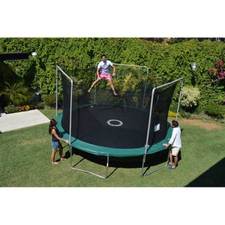 Buy Bouncepro By Sportspower 14 Trampoline With Enclosure And Game