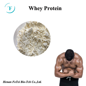 Bulk High Quality halal Whey Protein Isolate Powder Raw Material Factory Supply