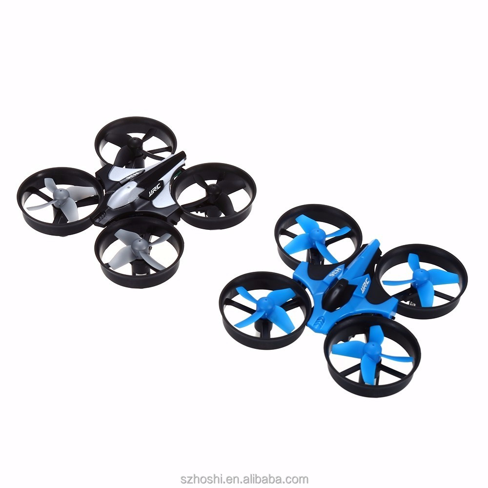 Mini drone JJRC H36 RC Quadcopter 2.4GHz 4CH 6 Axis Gyro Drones with Headless Mode