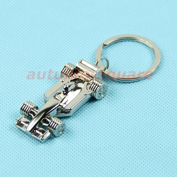 Мини-3d F1 классической модели автомобилей шкентель Keyring кольцо брелок брелок