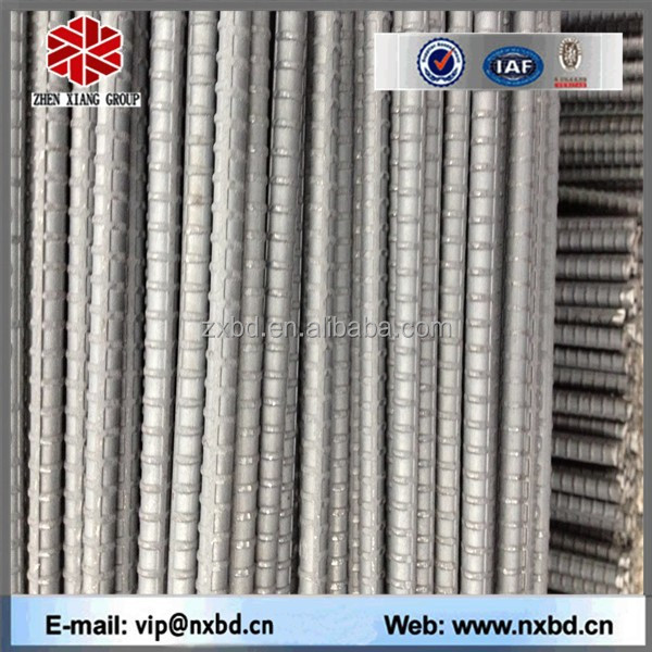 Hot Rolled Alloy Steel Rebar