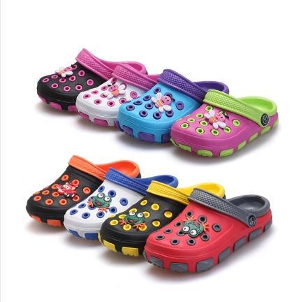 New Fashion Cartoon Baby beach slippers Children Sandals Slippers for Girls Boys Slippers Kids Summer Garden