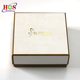 Luxury Magnetic Recycled White Paper Packaging Soap Pen Set Jewellery Chocolate Gift Box With Foam Insert