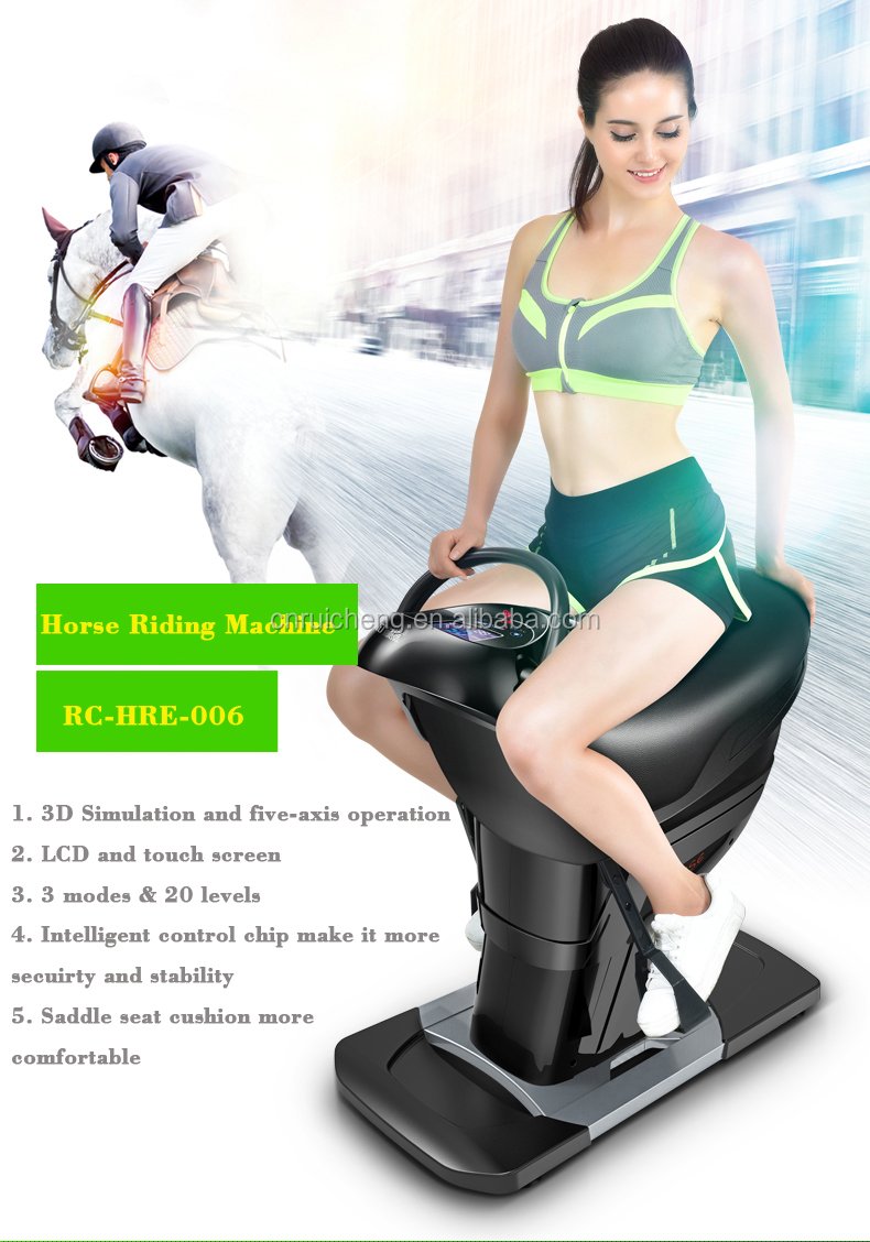 Horse Riding Exercise Machine Home Gym Equipment Horse Training Equipment Horse Stable