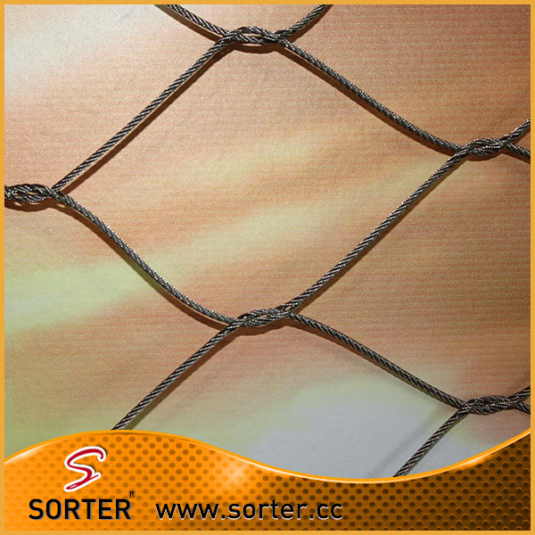expanded stainless steel woven zoo/farm animal mesh suppliers