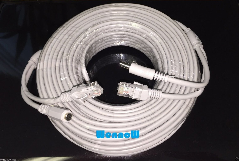 50 FT Gray Cmple RJ45 CAT5 CAT5E ETHERNET LAN NETWORK CABLE