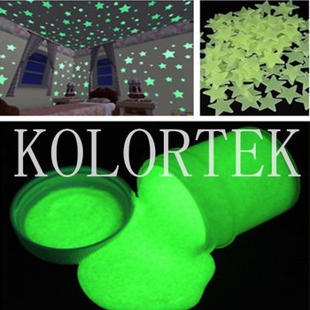 Green Glow In The Dark Paint Luminescent Star Ceiling