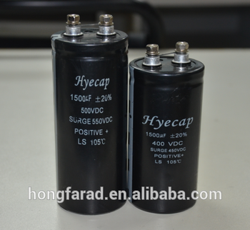 3000H 85C LS screw terminal type Aluminum Electrolytic capacitor