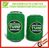 Label Logo Advertising Turf Stubby Holder