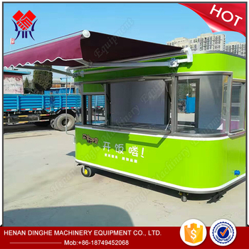 12c03e9834 Chinese Manufacturers Europe Food Trucks Mobile Food Trailer