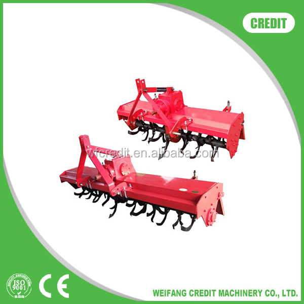 MANUFACTURE PRICE THREE POINT BIG GEAR BOX ROTARY TILLER/ROTAVATOR/CULTIVATOR/POWER TILLER