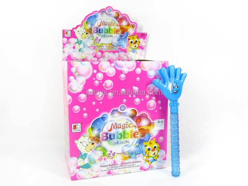 Kids Toys Plastic Magic Clapping Blow Bubble Sticks(24inl),Bubbles ...