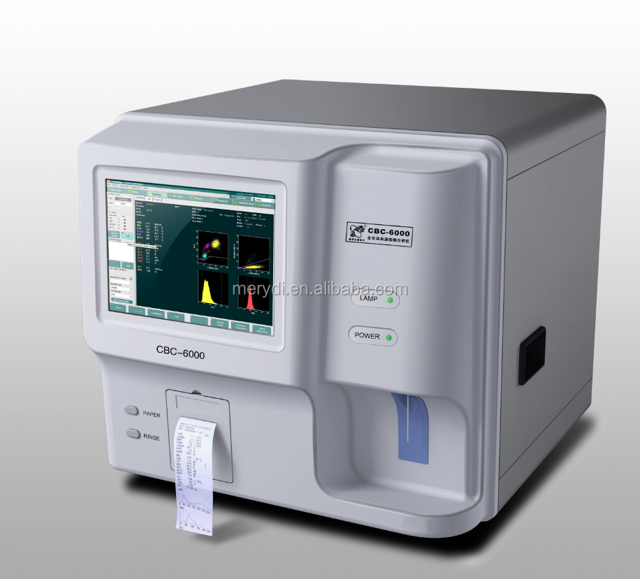 Medical blood chemistry analyzer CBC-6000 blood chemistry analyzer suppliers