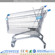 electric Metal Supermarket Shopping Cart Trolley